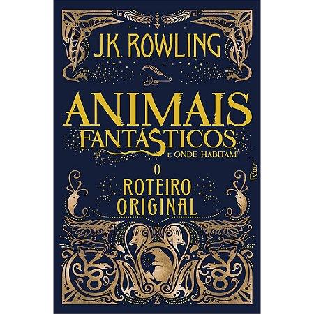 Animais Fantásticos E Onde Habitam - Roteiro Original