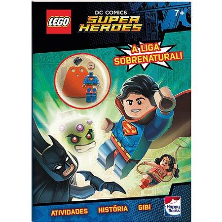Lego Dc Super Heroes:A Liga Sobrenatural!