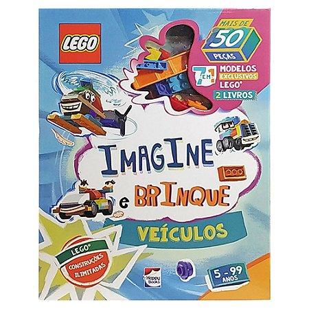 Lego Iconic. Imagine E Brinque - Veículos