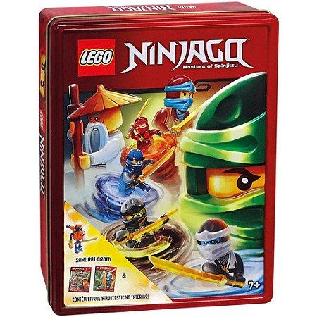 Lego Ninjago - Mestres Do Spinjitzu (Lata)