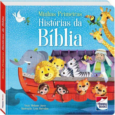 Pequenos Tesouros: Minhas Primeiras Histórias Da Bíblia