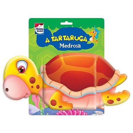 Vou Para O Banho! A Tartaruga Medrosa