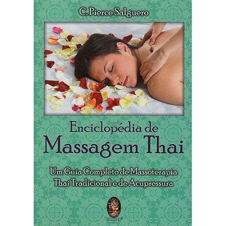 Enciclopédia De Massagem Thai