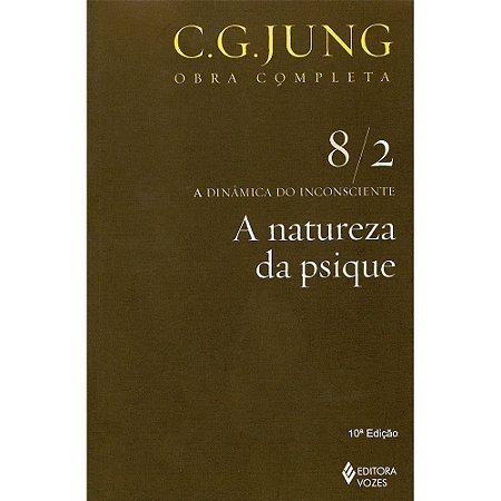 Natureza Da Psique (A) Vol.8/2