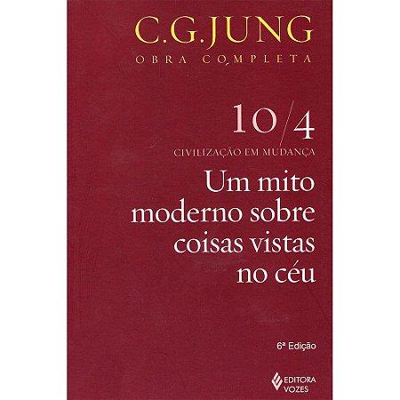 Um Mito Moderno Sobre Coisas Vistas No Céu - Vol.10/4