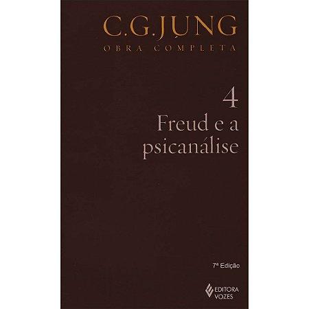 Freud E A Psicanálise - Vol.4