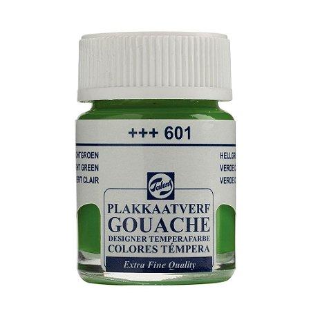 Tinta Gouache Talens Extra Fine 16ml Light Green 601 Verde