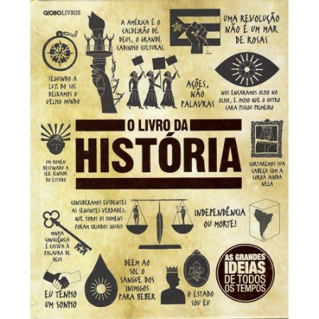 Livro Da Historia (O)