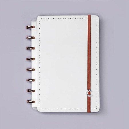 Caderno Inteligente A5 All White 80 fls