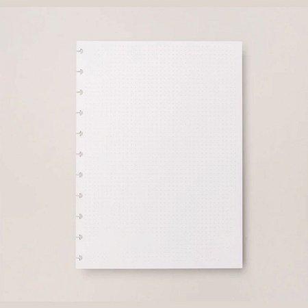 Refil Pontilhado Caderno Inteligente Grande Cirg4006
