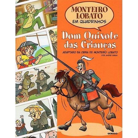 Dom Quixote Das Crianças Quadrinhos