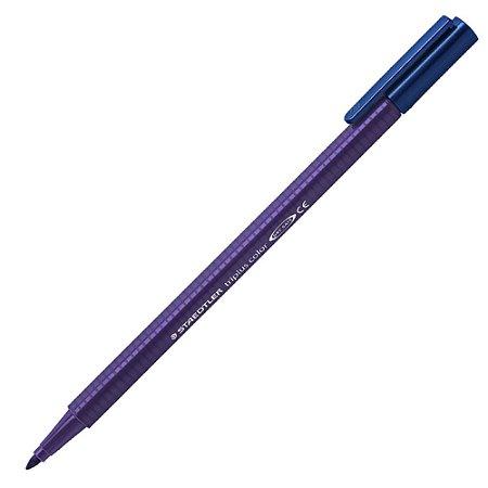 Caneta Triplus Color Malva Escuro 1,0mm Staedtler