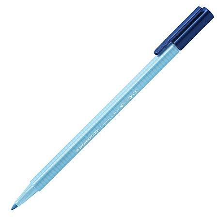Caneta Triplus Color Azul Aqua 1,0mm Staedtler