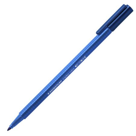 Caneta Triplus Color Azul Delft 1,0mm Staedtler