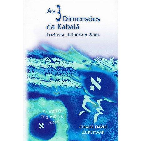 3 Dimensões Da Kabalá (As)