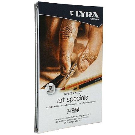 Lapis Lyra Rembrand Art Special Set C/12 Un Profissional