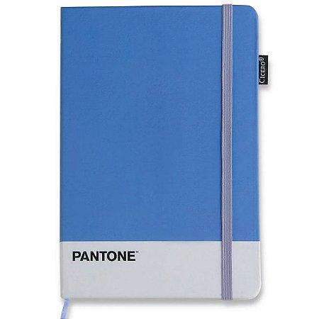 Caderneta Pantone Cicero Sem Pauta Violeta 14x21 160 fls