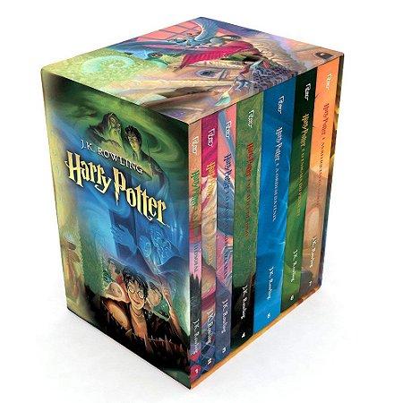 Box Harry Potter Tradicional