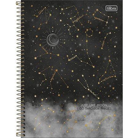 Caderno Magic 20 Matérias Universitário Espiral 160Fls Tilibra
