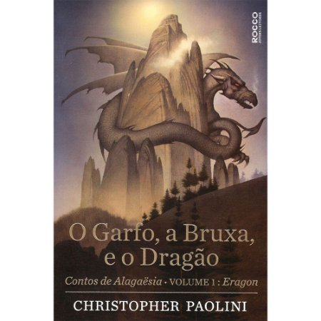 Garfo, A Bruxa E O Dragão, O