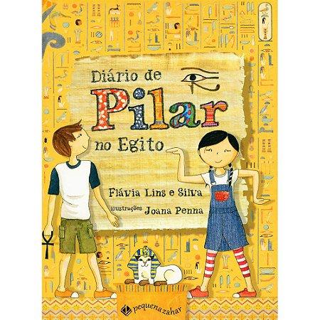 Diário De Pilar No Egito