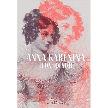 Anna Karênina: Romance Em Oito Partes - Capa Dura