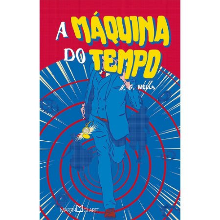 Máquina Do Tempo (A) - Capa Dura