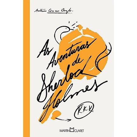 Aventuras De Sherlock Holmes (As) - Capa Dura