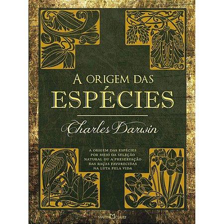 Origem Das Espécies (A) - Capa Dura