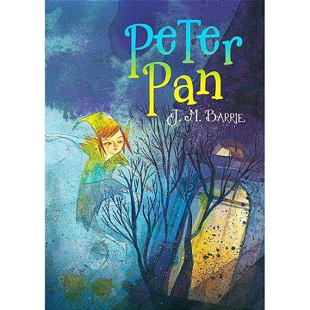 Peter Pan - Capa Dura