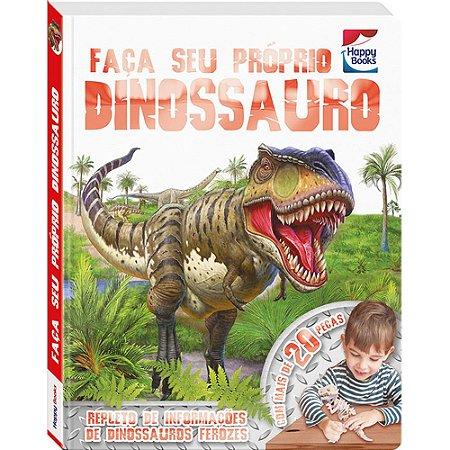Faça E Brinque: Dinossauro