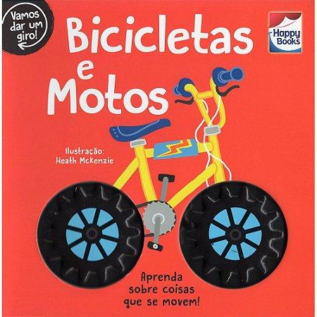 Vamos Dar Um Giro! Bicicletas E Motos