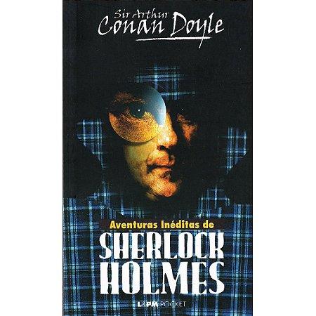 Aventuras Inéditas De Sherlock Holmes - Pocket