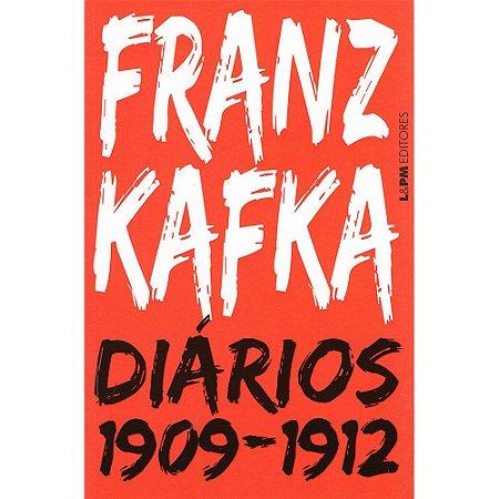 Diários Franz Kafka: 1909 -1912