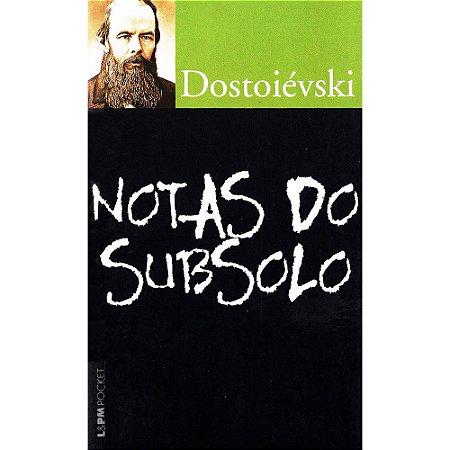 Notas Do Subsolo - Pocket