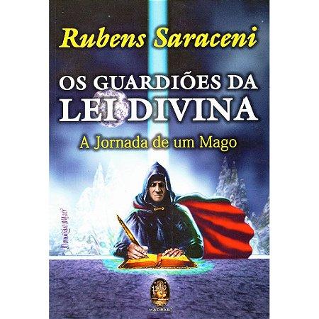 Guardiões Da Lei Divina (Os) - A Jornada De Um Mago
