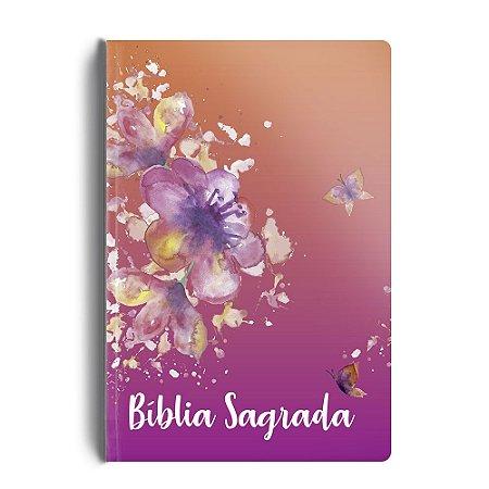 Bíblia Sagrada Nvt Especial Borboletas