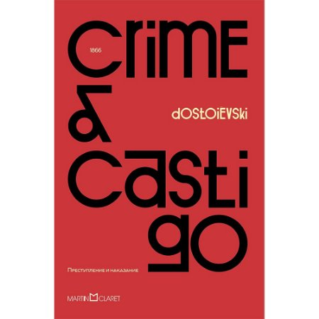 Crime E Castigo - Capa Dura