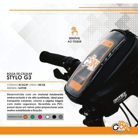 Bolsa de Celular Stylo G3