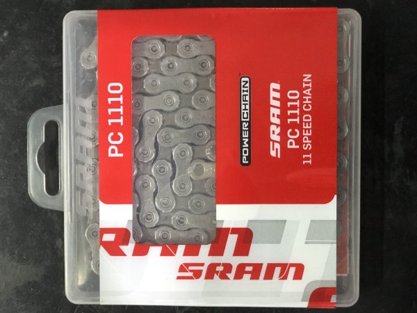CORRENTE SRAM PC-1110 114 ELOS SOLID PIN 11v