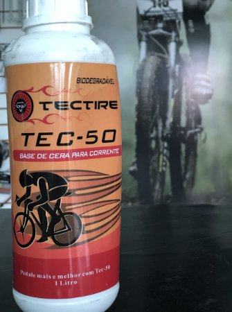 Cera Tectire 1L TEC-50 biodegradavel