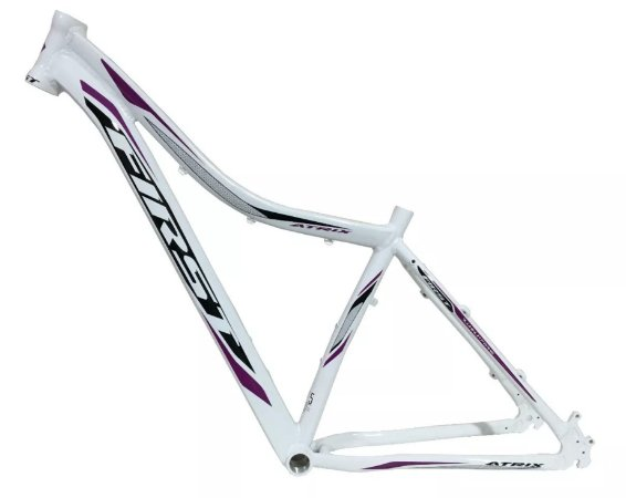 Quadro First Atrix Femenino 17_5 blanco lilas