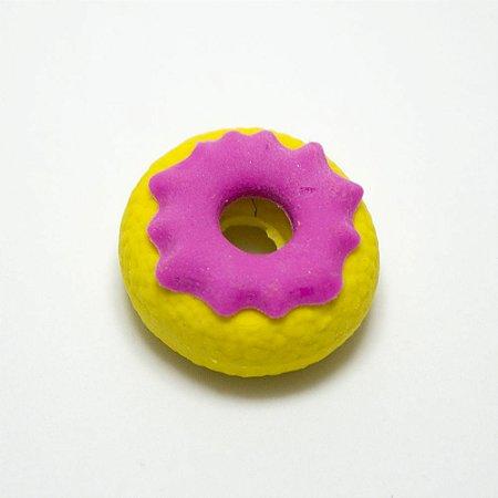 Borracha Escolar Criativa Donut