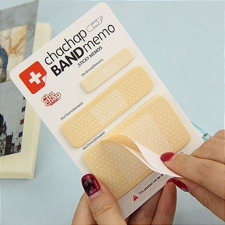 Bloco Adesivo Band-Aid