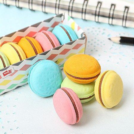 Kit Borrachas Criativas Macaron - 5 Cores