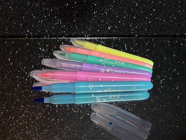 Caneta Brush Pen - 1 Unidade