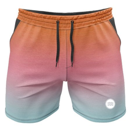 Shorts degradê S0013