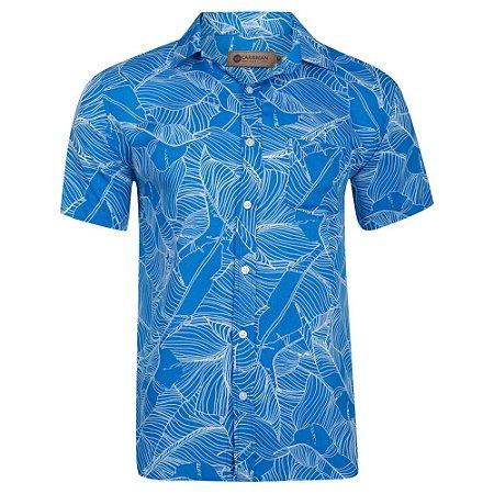 Camisa leaf C0006