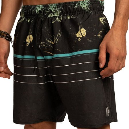 Shorts Elastano Tropical S0026