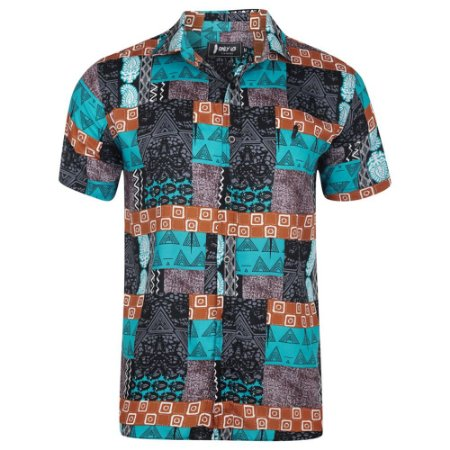 Camisa Africa C0014
